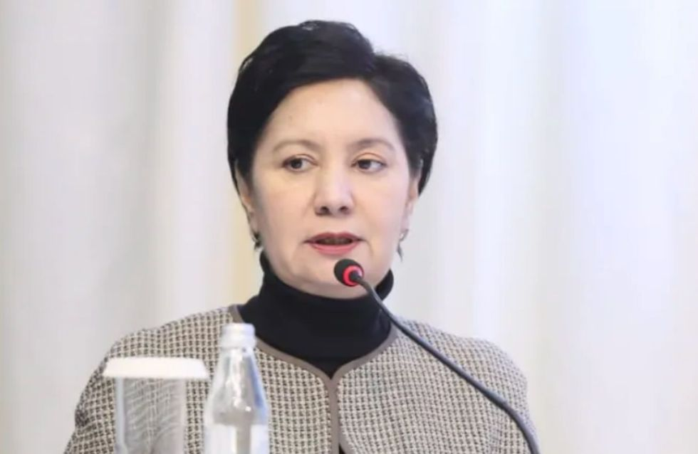 Gulshara Abdykhalikova, première femme à gouverner une région au Kazakhstan
