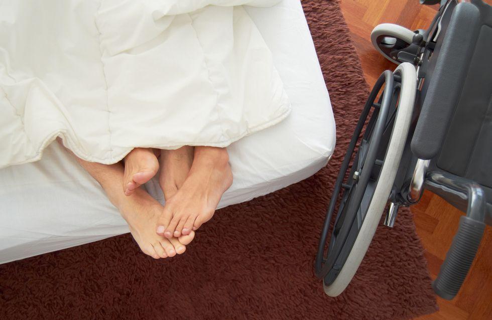 N. nous définit sa conception d'accompagnante sexuelle auprès des handicapés
