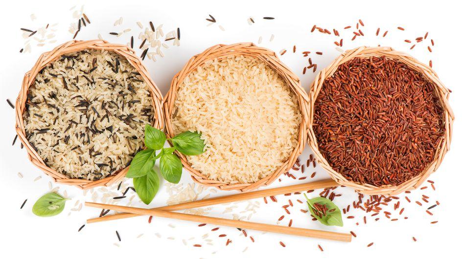 El arroz y sus diferentes cocciones