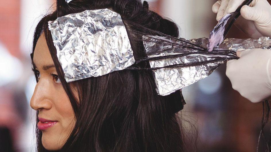 Teñirse el pelo durante el embarazo: ¿es realmente peligroso?
