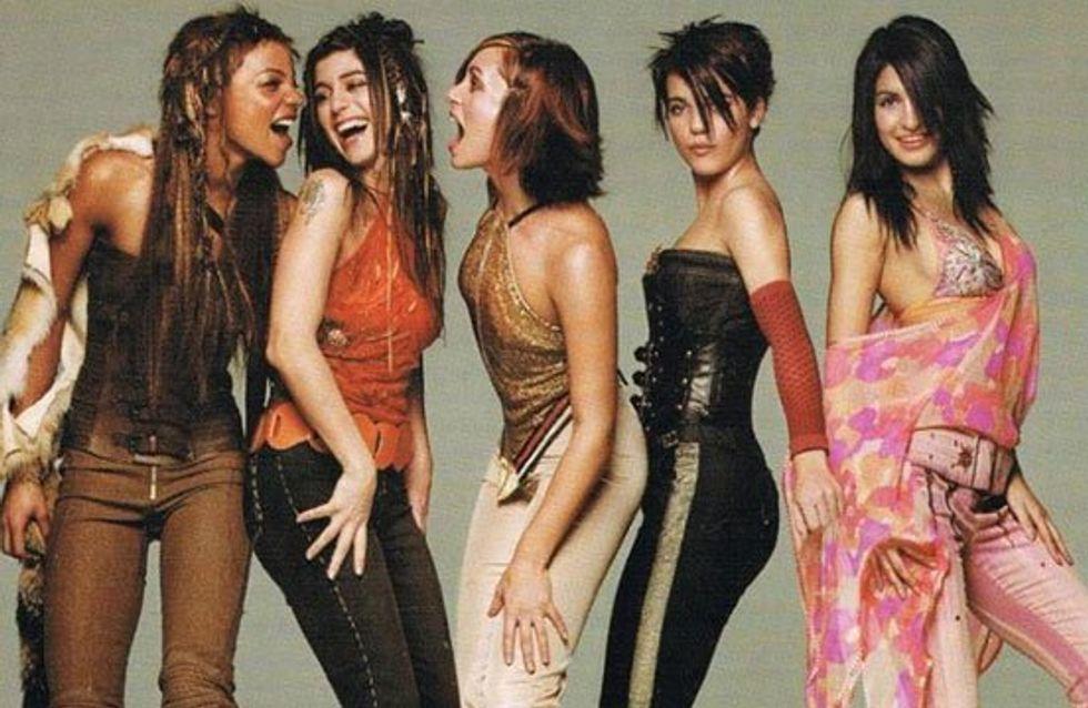 Nos stars préférées des années 2000 font leur grand retour avec une nouvelle tournée