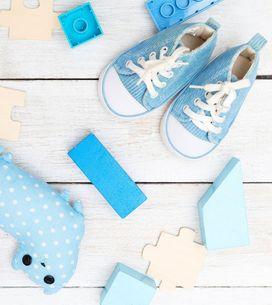 Todo lo que debes saber antes de comprar los primeros zapatos de tu bebé