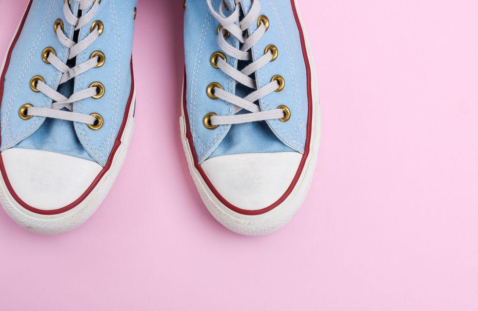 Schuhe in der Waschmaschine waschen: Diese Fehler solltest du vermeiden