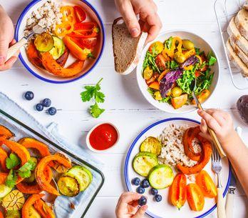 Cenas saludables: trucos y consejos para comer bien