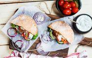 Pita Brot selber backen: Rezept mit Geling-Garantie