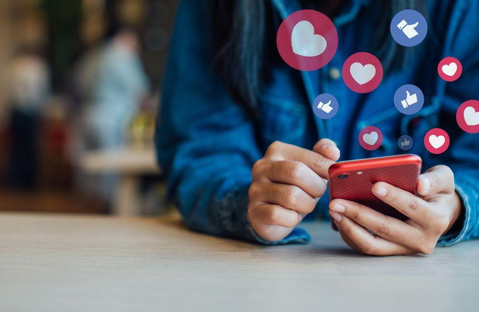 Facebook met en place de nouveaux avertissements — Infox et Covid