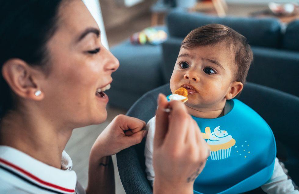 Comment bien conserver les purées maison pour bébé ?
