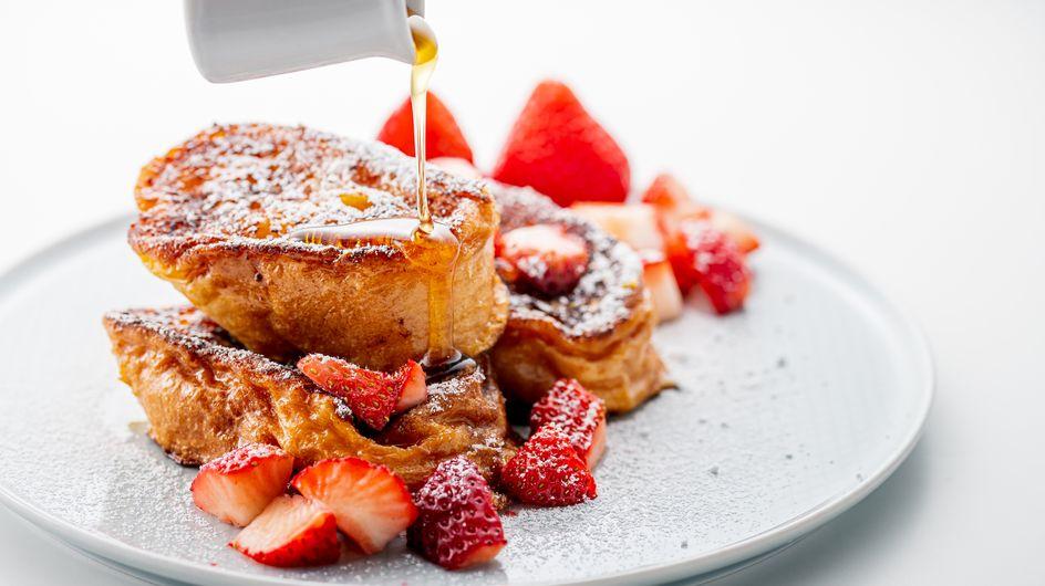 French Toast selber machen: Geniale Blitz-Rezepte von süß bis herzhaft
