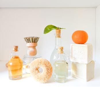 Les 5 recettes de produits ménagers maison indispensables
