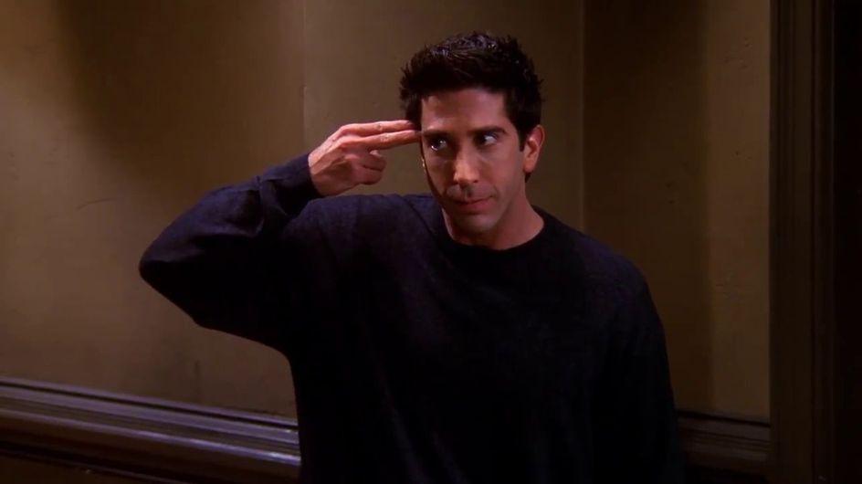 Pourquoi Ross est le pire personnage de la série Friends