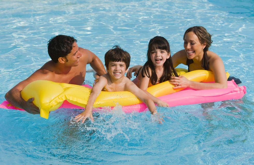 Cómo diseñar tu jardín con una piscina desmontable