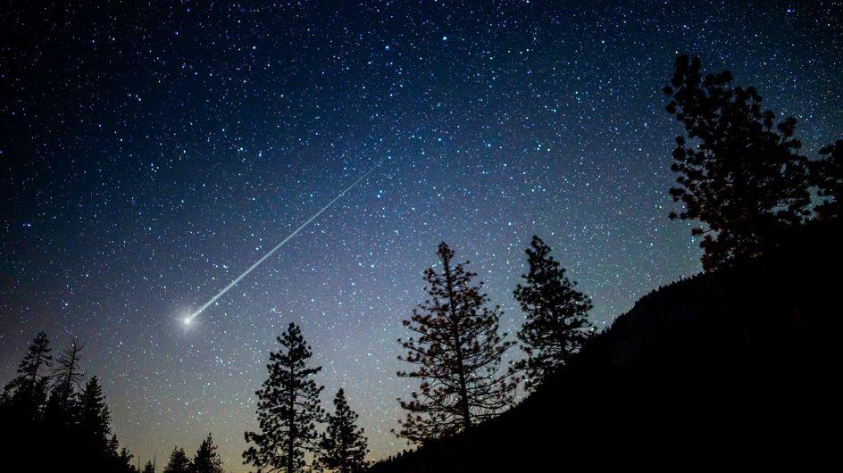 Sternschnuppennacht 2020: Hier kannst du heute die Lyriden sehen!