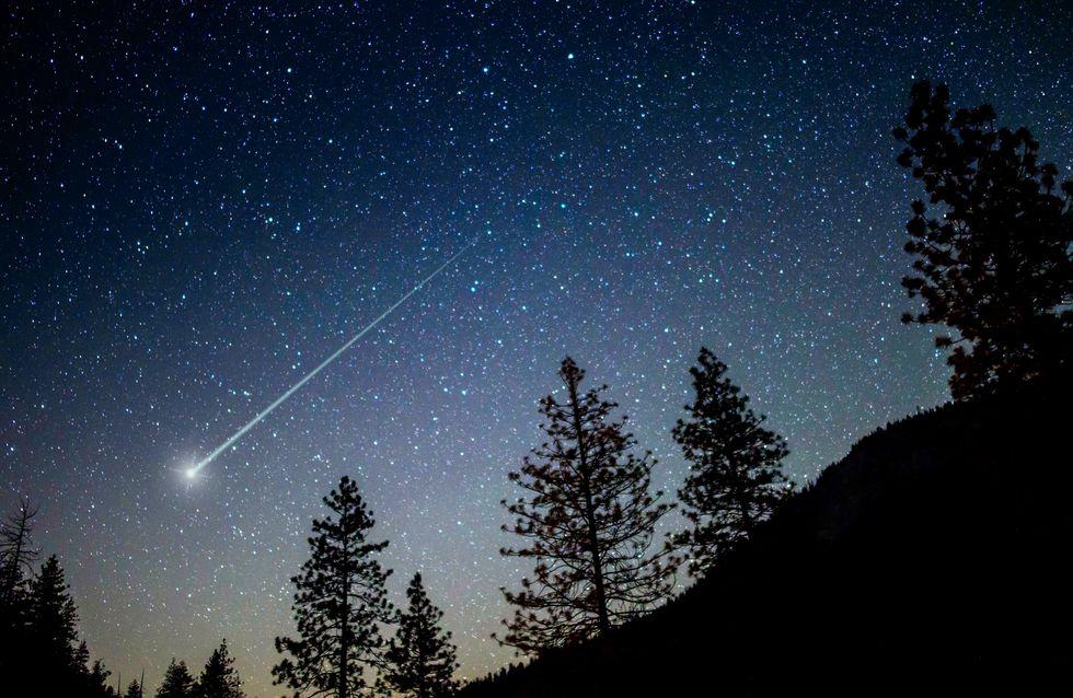 Sternschnuppennacht Lyriden
