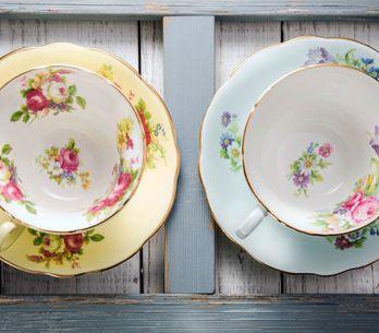 20. Hochzeitstag: Tipps und Ideen für die Porzellanhochzeit
