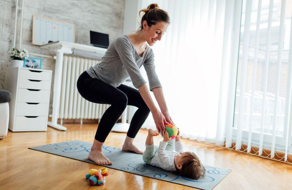 ¿Cómo bajar de peso después del embarazo? 7 consejos para conseguirlo