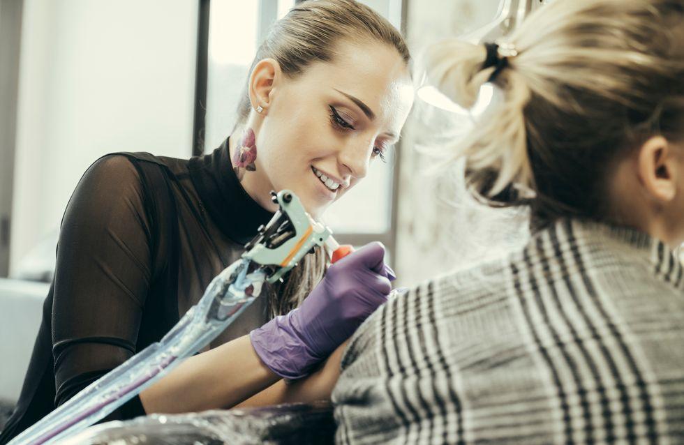 Peut-on recouvrir une cicatrice avec un tatouage ?