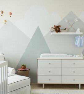 7 conseils pour peindre la chambre de son bébé