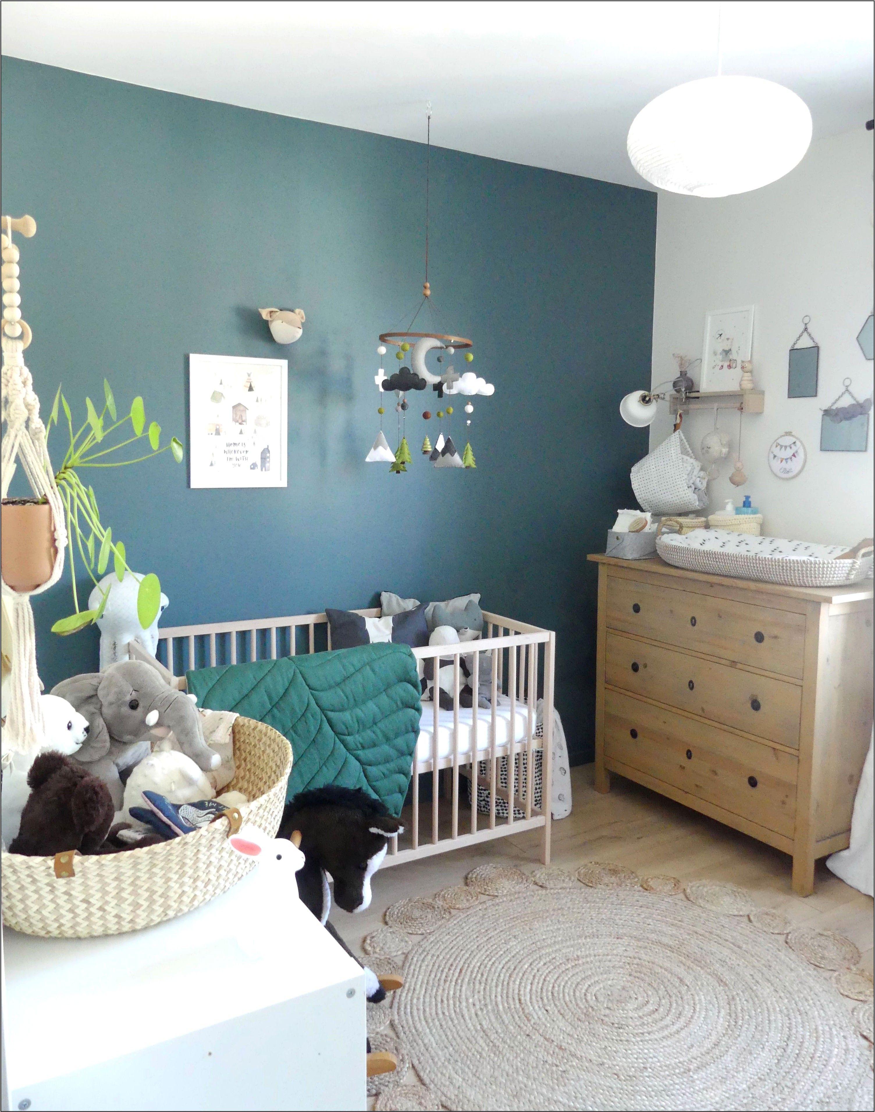 12 conseils pour peindre la chambre de bébé