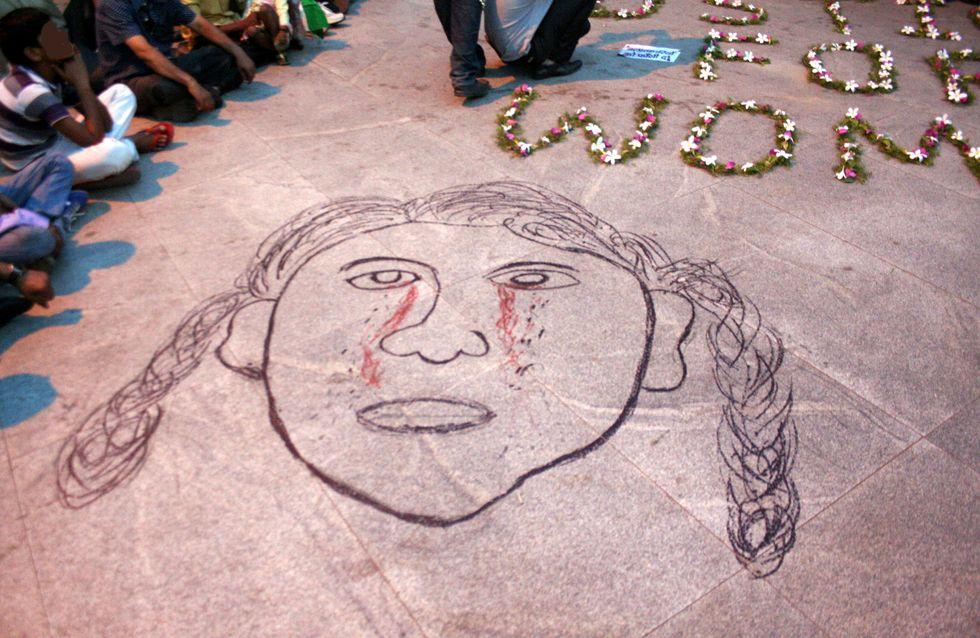 En Inde, des médecins tentent de sauver la vue d'une fillette violée