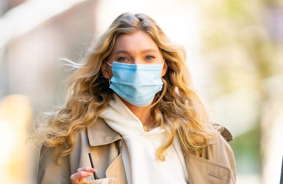 Coronavirus: Diese Stars tragen jetzt auch Schutzmasken