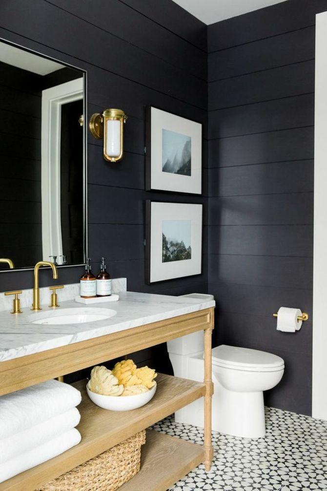 Decoración y cuadros: ideas para baños