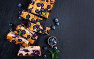 Heidelbeer-Joghurt-Kuchen mit Zitrone: Geniales Rezept