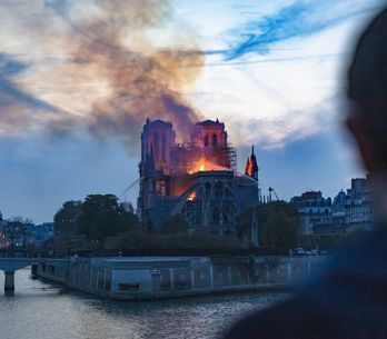 Un film sur l'incendie de Notre-Dame de Paris va voir le jour