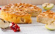 Apfelkuchen ohne Mehl: Geniales Rezept – super saftig!