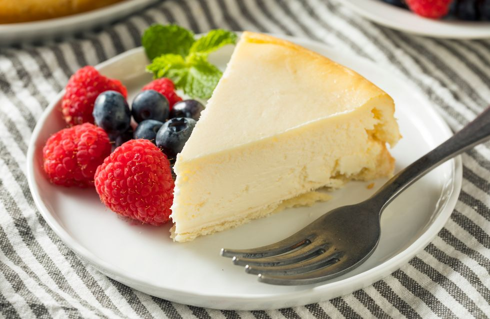 Käsekuchen ohne Mehl: Einfaches Rezept ohne Boden
