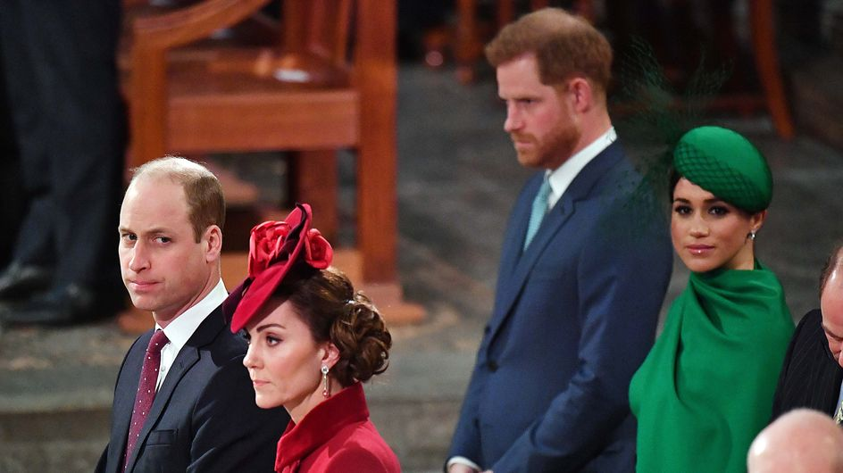 William und Kate: Haben sie Meghan und Harry verraten?