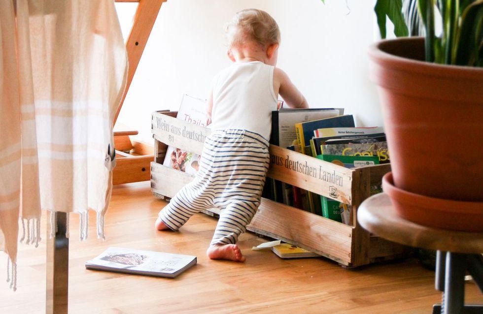 El bebé mes a mes: desarrollo del bebé con 11 meses
