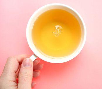 ¿Es bueno beber té durante el embarazo?