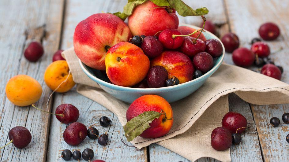 Calorie frutta: quali sono i frutti meno calorici?