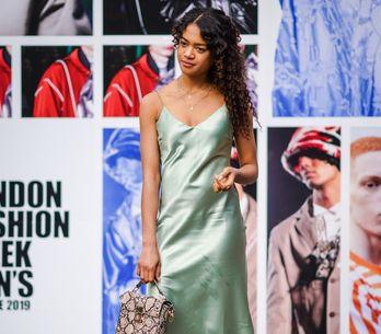 3 façons de porter la slip dress, cette robe satinée ultra tendance