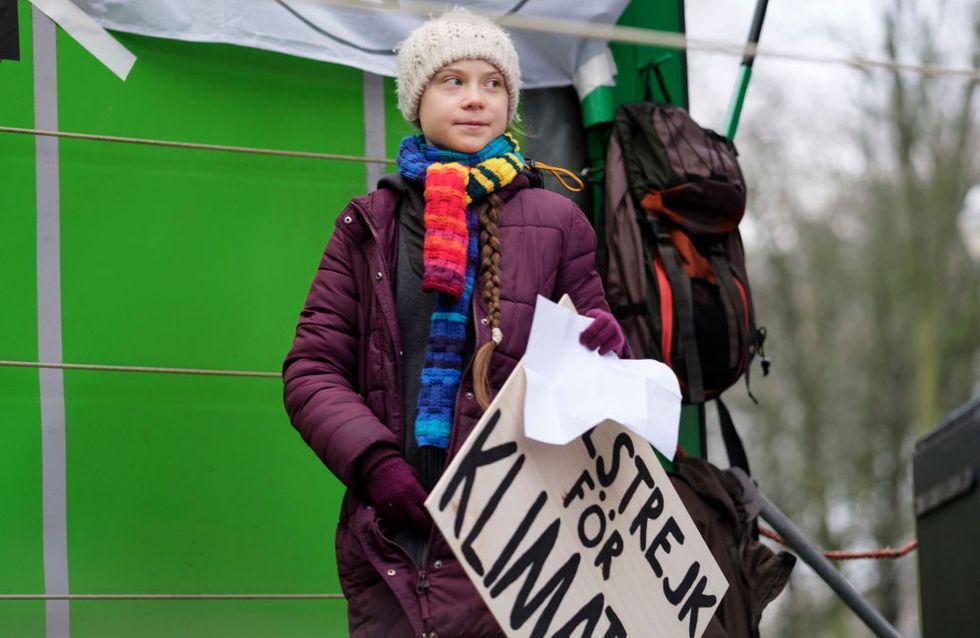 Greta Thunberg fait un très beau don pour lutter contre la pandémie