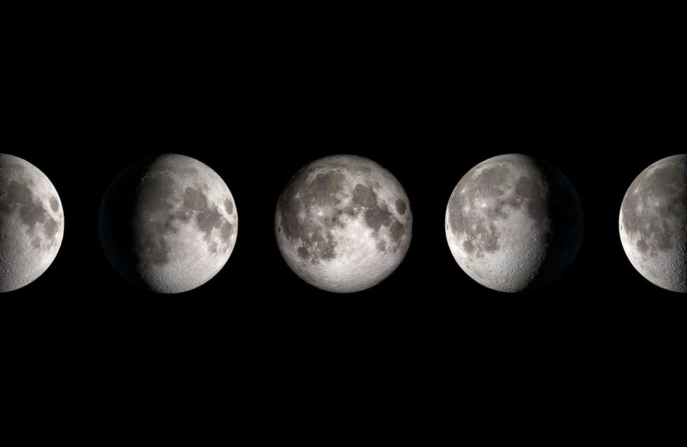 Calendario lunar: te enseñamos a interpretarlo