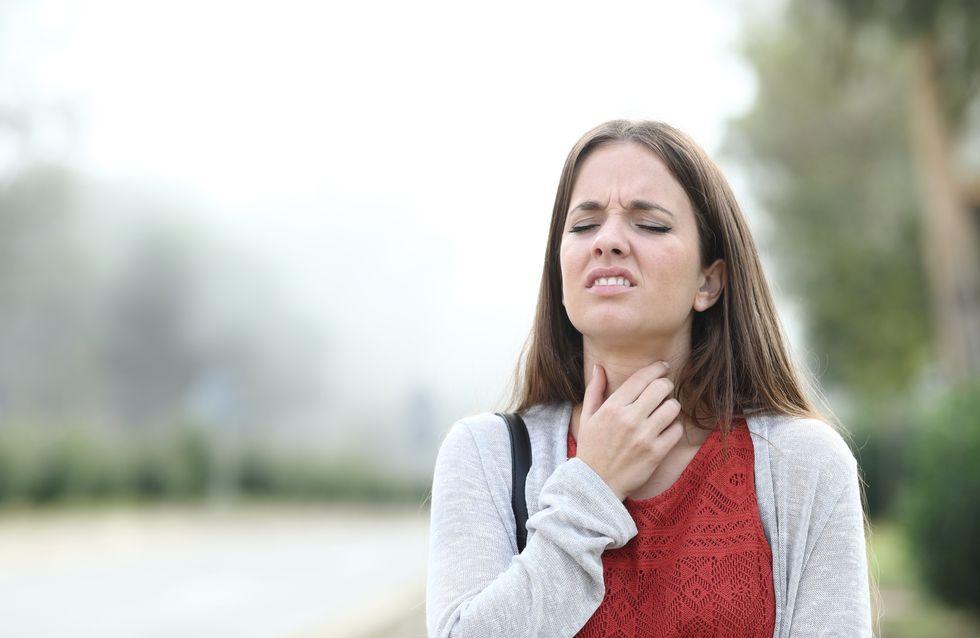 Muco in gola: eliminalo con semplici rimedi casalinghi
