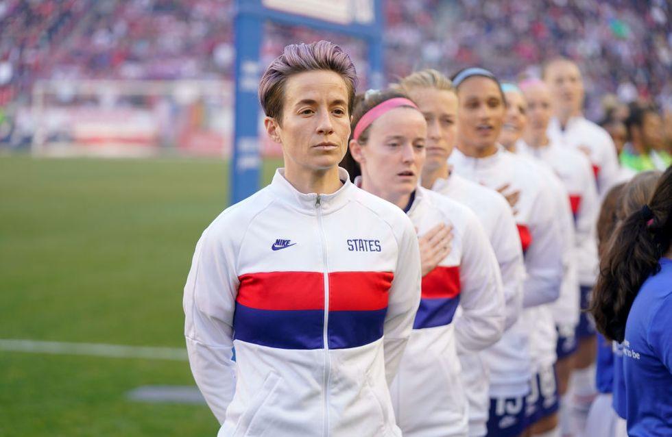Les footballeuses américaines choquées et déçues par le rejet de leur demande d'égalité salariale
