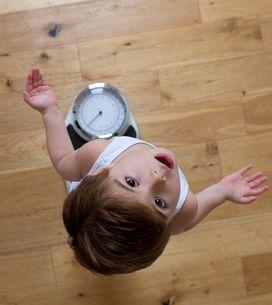 Peso ideale dei bambini: come calcolare il peso forma in base all'età e all'alte