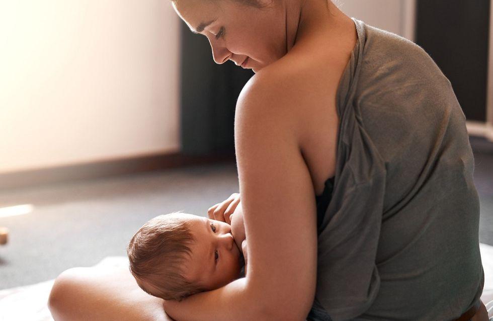 Capezzolo introflesso: quali sono le cause e come gestire l'allattamento