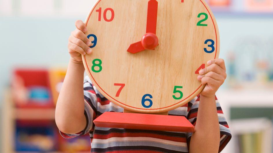 Comment apprendre à lire l'heure à mon enfant ?