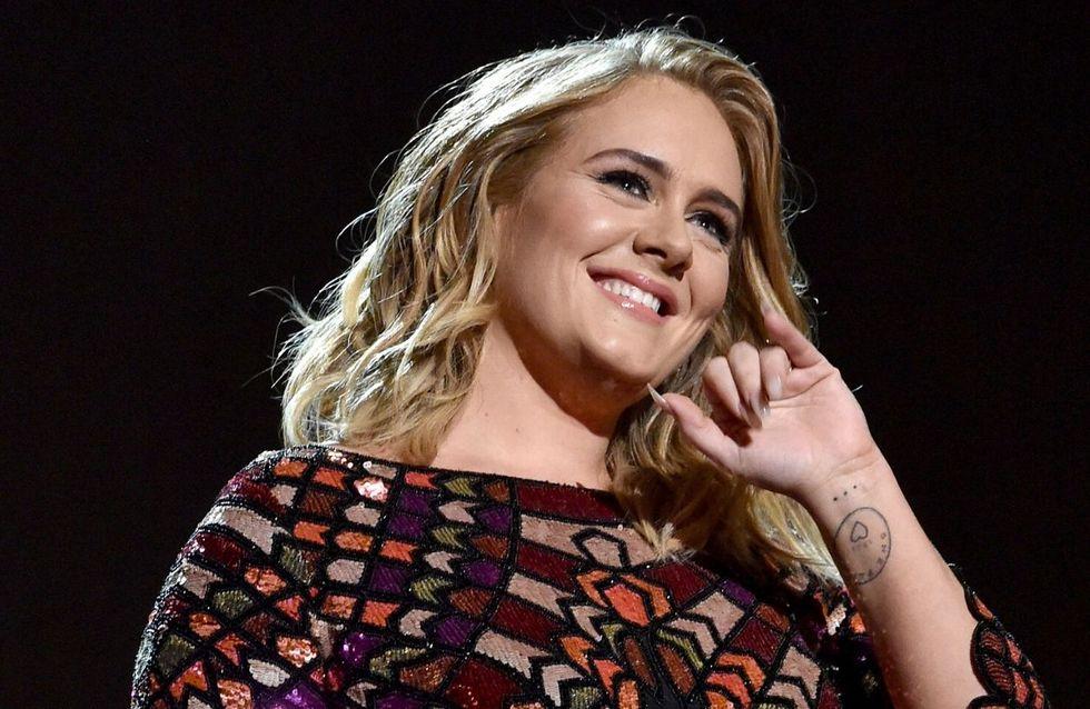 Adele, magrissima, sfoggia su Instagram la nuova linea