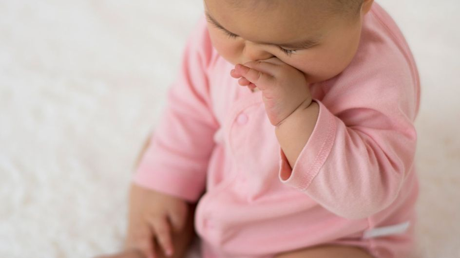 ¿Tu bebé tiene la nariz taponada? Los remedios caseros que necesitas