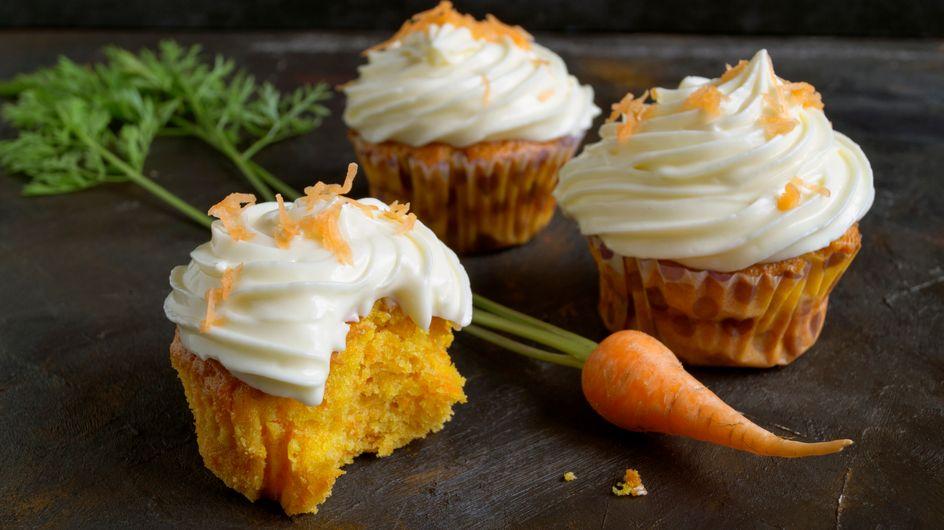 5 gâteaux avec des légumes parmi les ingrédients, et c'est super bon !