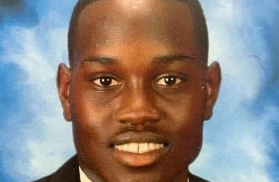 Justice pour Ahmaud Arbery, un homme noir abattu pendant son jogging