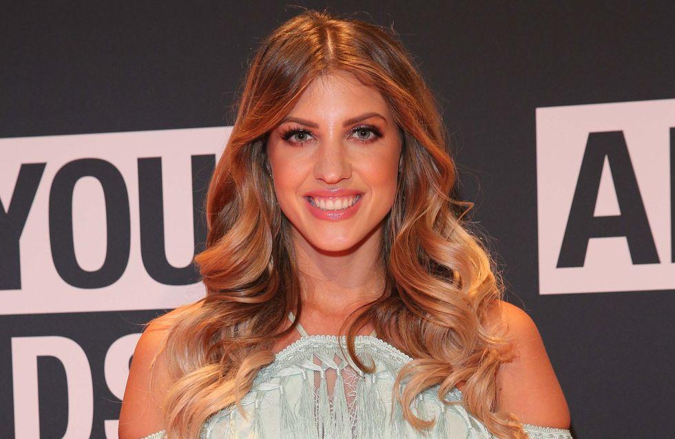 Sarah Harrison: Neue Haarfarbe trotz Schwangerschaft?
