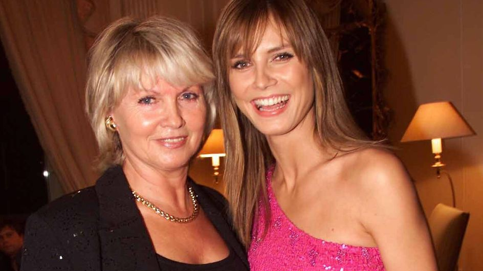 Heidi Klum: Private Fotos mit Mama Erna zum Muttertag