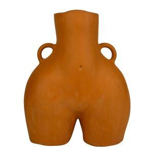 Love Handles Vase Terracotta