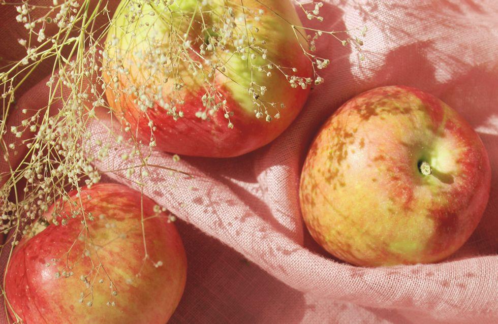 Apfelessig für schöne Haut und Haare: 5 geniale Tipps