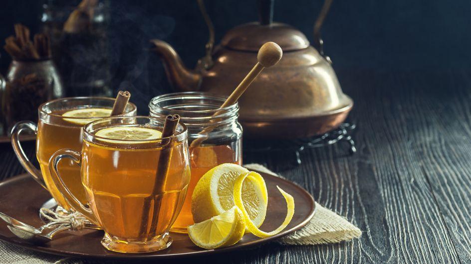 Miele e limone: proprietà e benefici della bevanda toccasana